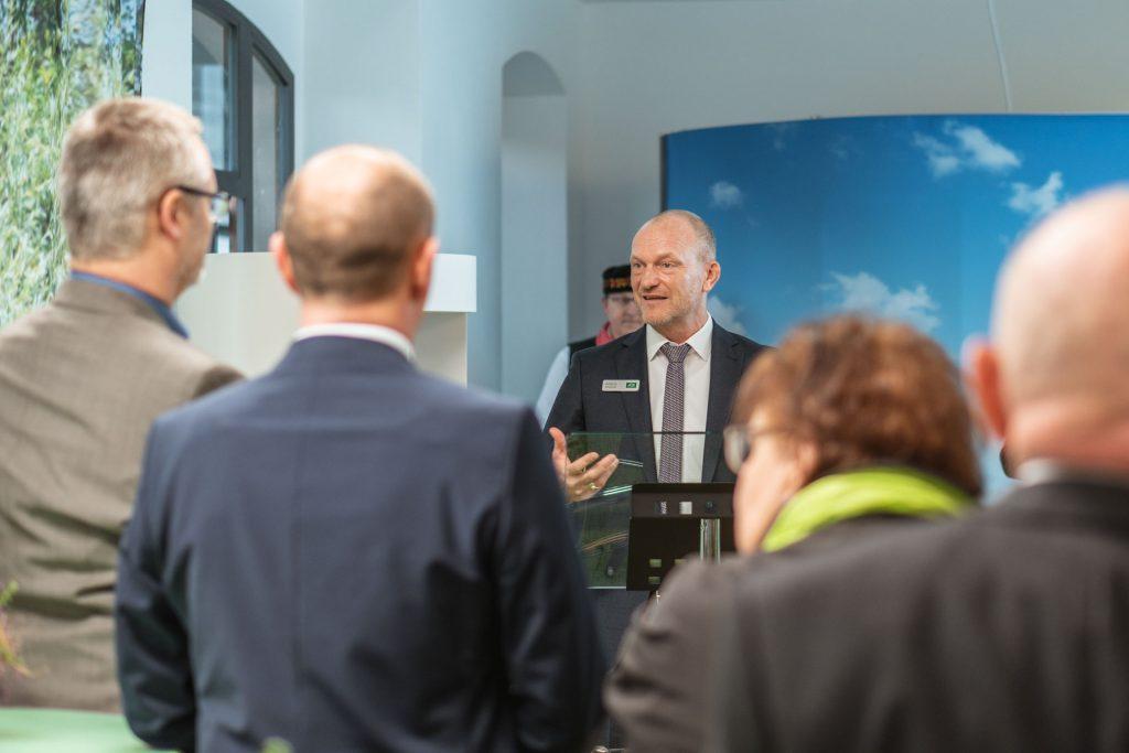 AOK Eröffnung 2018 Waldkirch