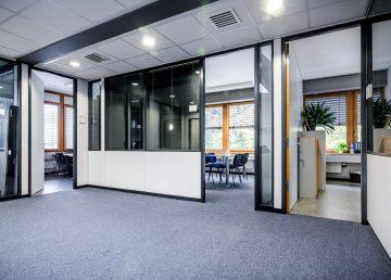 Fabrik Sonntag Modulare Büroräume