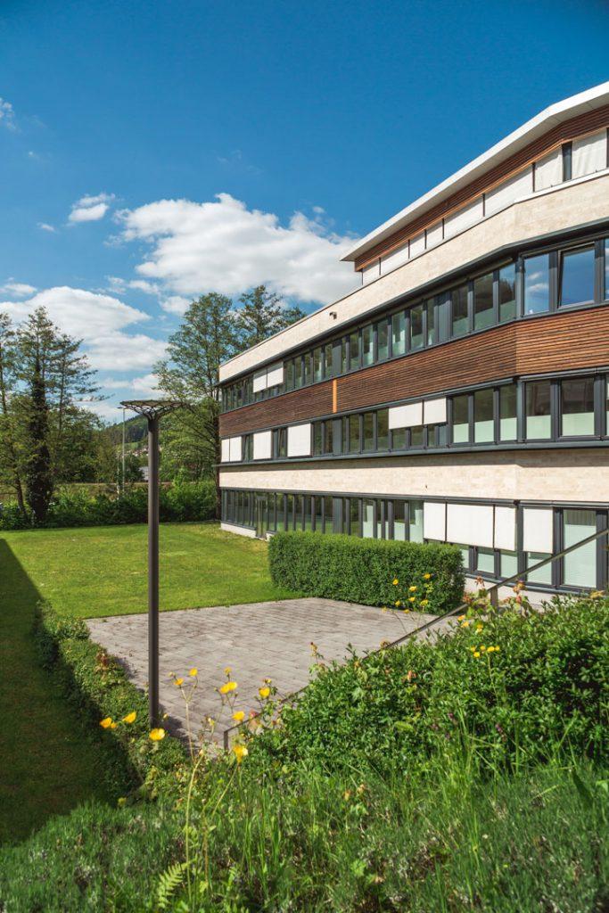 Gesundheitszentrum Waldkirch Fabrik Sonntag