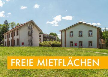 Freie Mietflächen Fabrik Sonntag Waldkirch