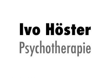 Ivo Höster Psychotherapie