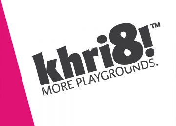 khri8!™ more playgrounds. Medien Grafikdesign
