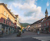 Marktplatz in Waldkirch